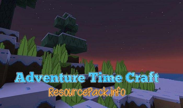 Adventure Time Craft 1.12.2
