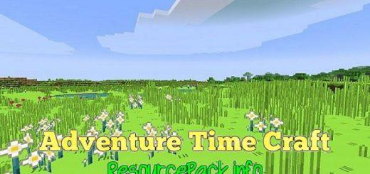Adventure Time Craft 1.16.4