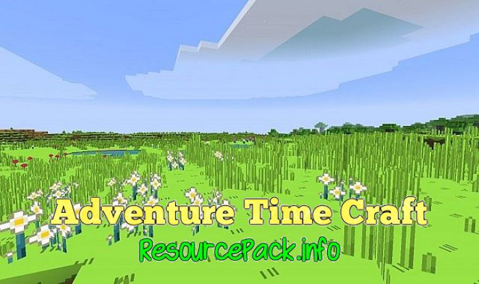Adventure Time Craft 1.16.4