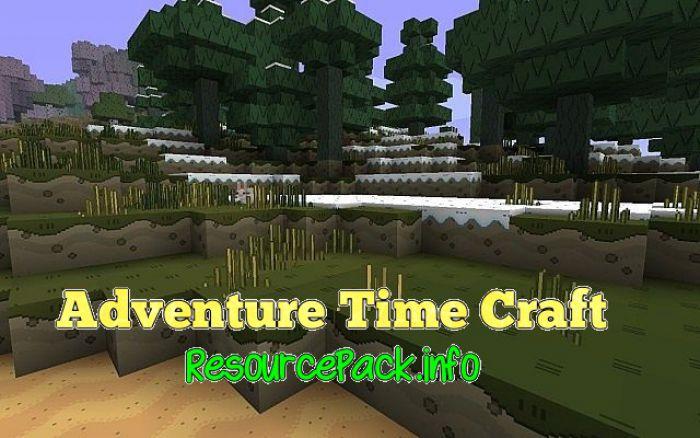 Adventure Time Craft 1.13