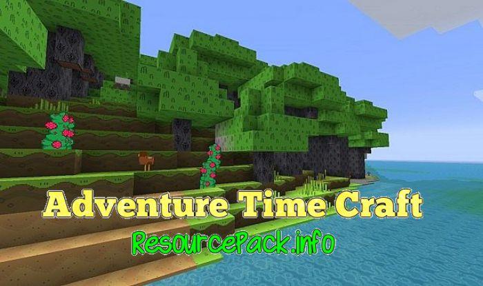 Adventure Time Craft 1.11.2