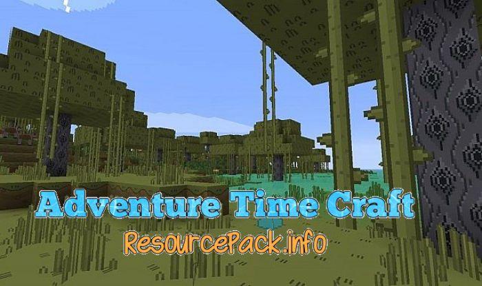 Adventure Time Craft 1.13.2