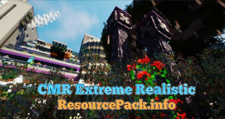 CMR Extreme Realistic 1.16.5