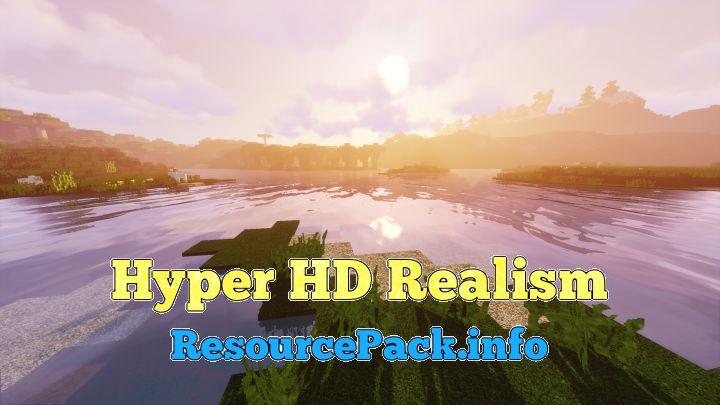 Hyper HD Realism 1.16.5