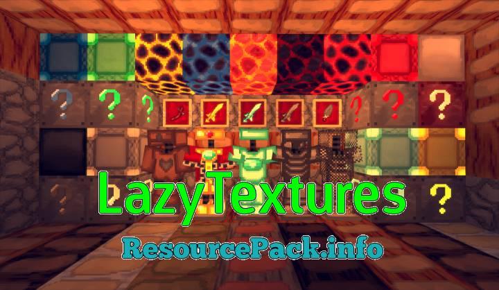 LazyTextures 1.12.2