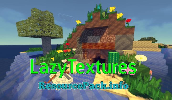 LazyTextures 1.16.5