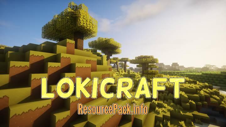 LokiCraft 1.10.2