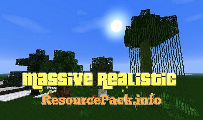 Massive Realistic 1.16.4
