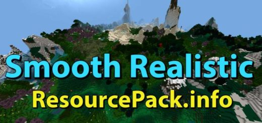 Smooth Realistic 1.16.5