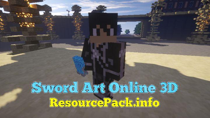 Sword Art Online 3D 1.11.2