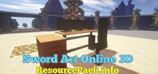 Sword Art Online 3D 1.12.2