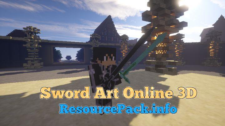 Sword Art Online 3D 1.13