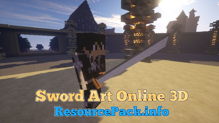 Sword Art Online 3D 1.9.4