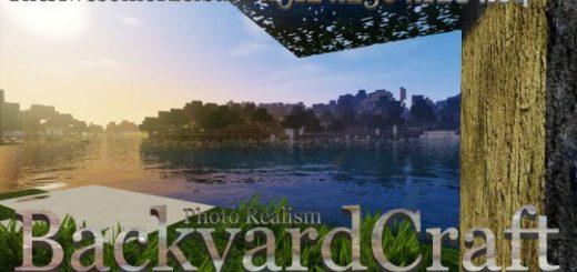 BackyardCraft 1.16.5