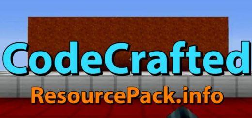 CodeCrafted 1.16.4