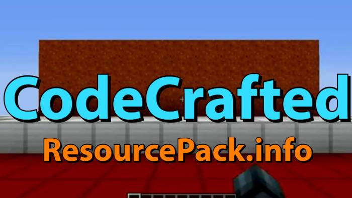 CodeCrafted 1.16.5