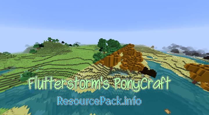 Flutterstorm's PonyCraft 1.11.2