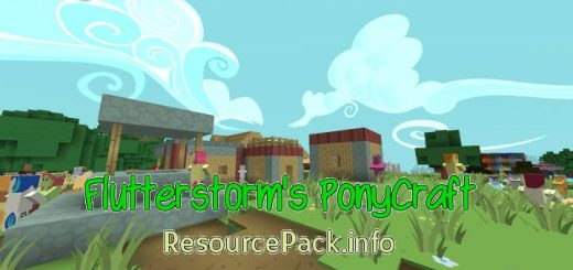 Flutterstorm's PonyCraft 1.15.2
