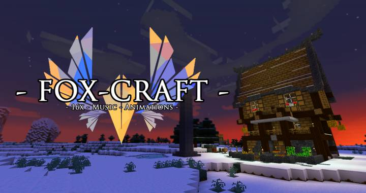 Fox Craft 1.16.5