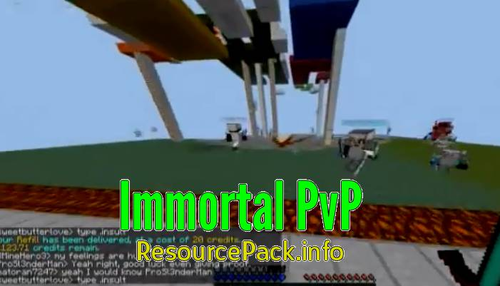Immortal PvP 1.10.2