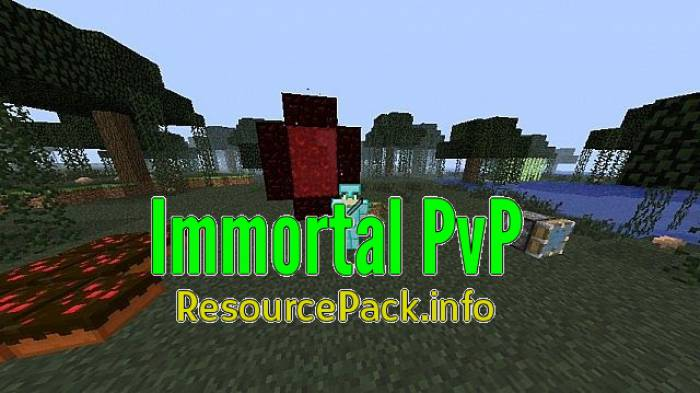 Immortal PvP 1.16.5