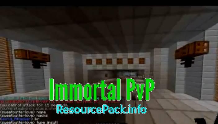 Immortal PvP 1.9.4