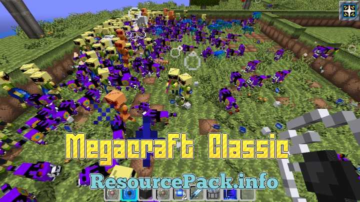 Megacraft Classic 1.11.2