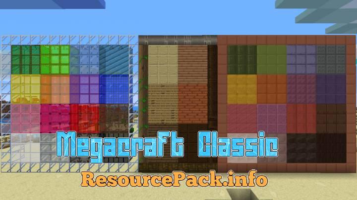 Megacraft Classic 1.12.2