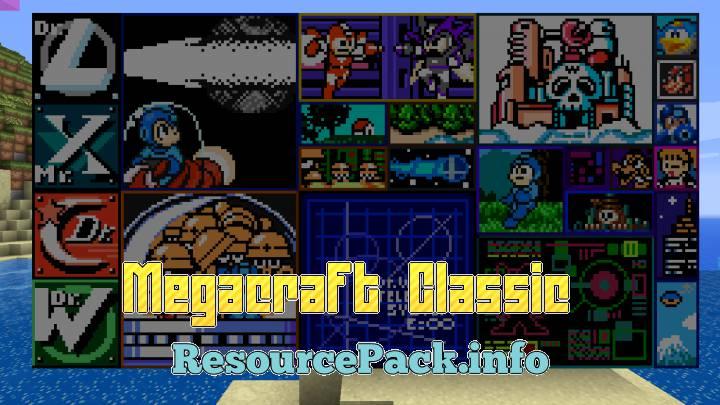 Megacraft Classic 1.8.9