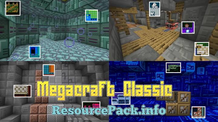 Megacraft Classic 1.9.4