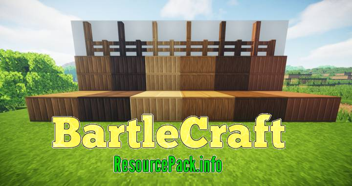 BartleCraft 1.10.2