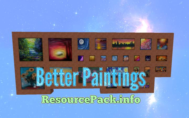 Better Paintings 1.16.5