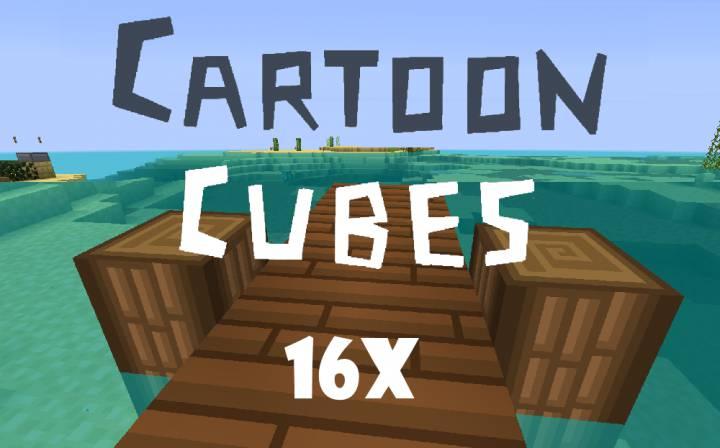 Cartoon Cubes 1.15.2