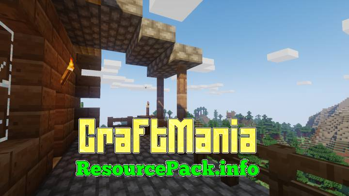 CraftMania 1.16.4