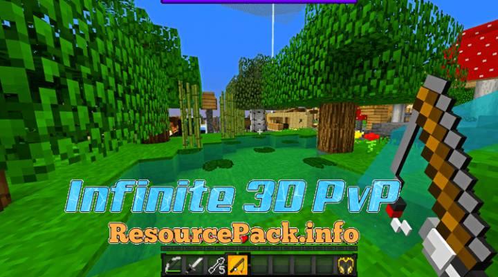 Infinite 3D PvP 1.11.2