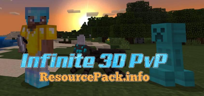 Infinite 3D PvP 1.9.4