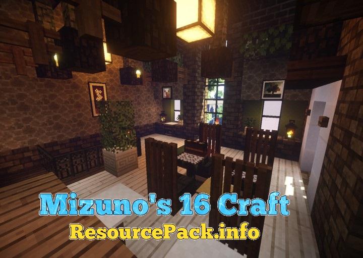 Mizuno's 16 Craft 1.14.4