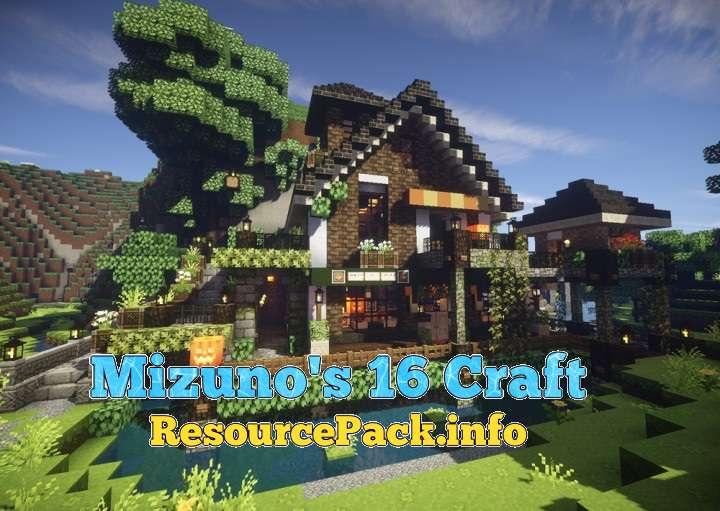 Mizuno's 16 Craft 1.17.1