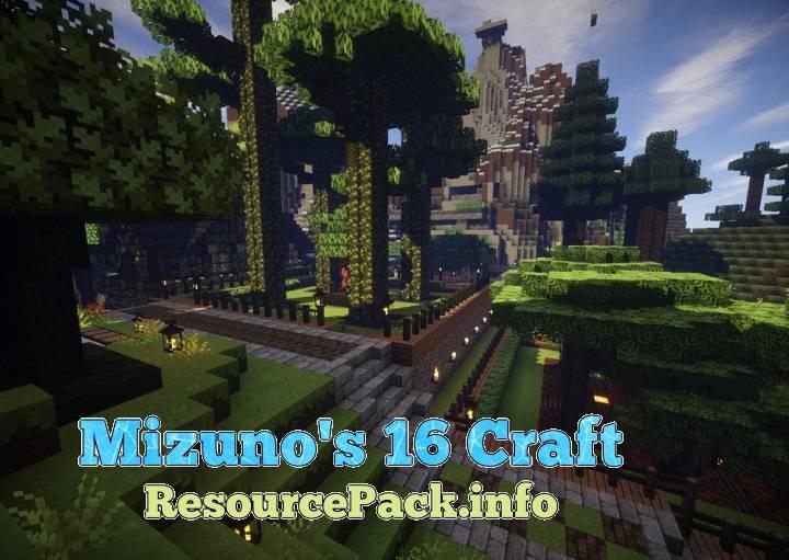 Mizuno's 16 Craft 1.13.2