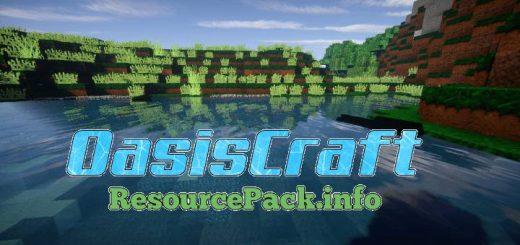 OasisCraft 1.17.1