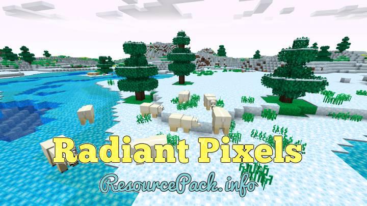 Radiant Pixels 1.11.2