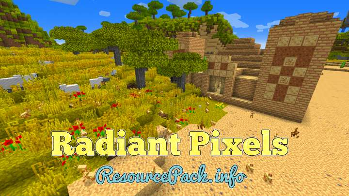 Radiant Pixels 1.12.2