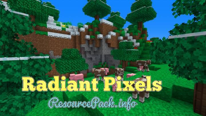 Radiant Pixels 1.13