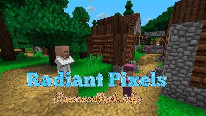 Radiant Pixels 1.8.9