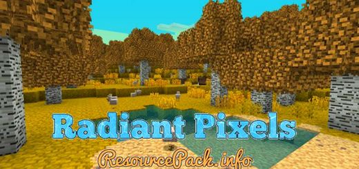 Radiant Pixels 1.16.4