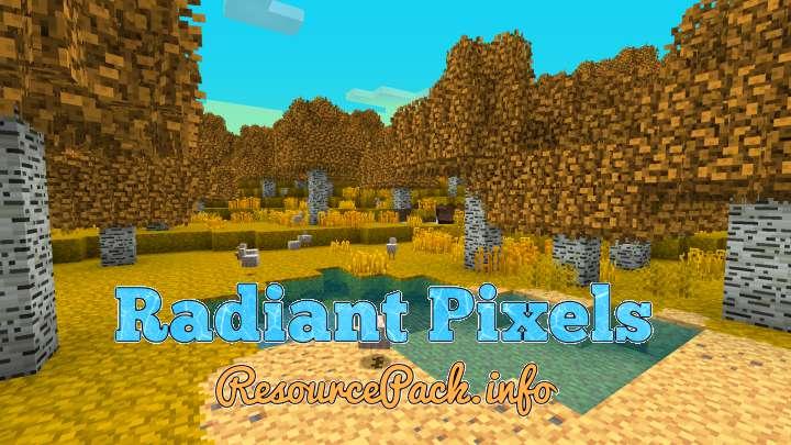 Radiant Pixels 1.16.5