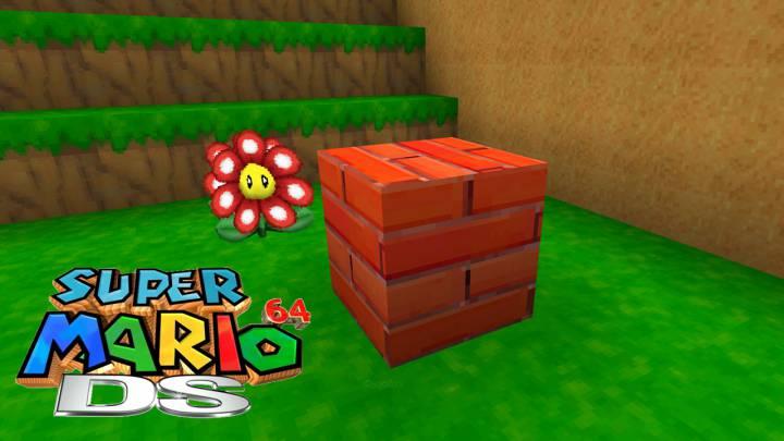 Super Mario 64 1.16.5