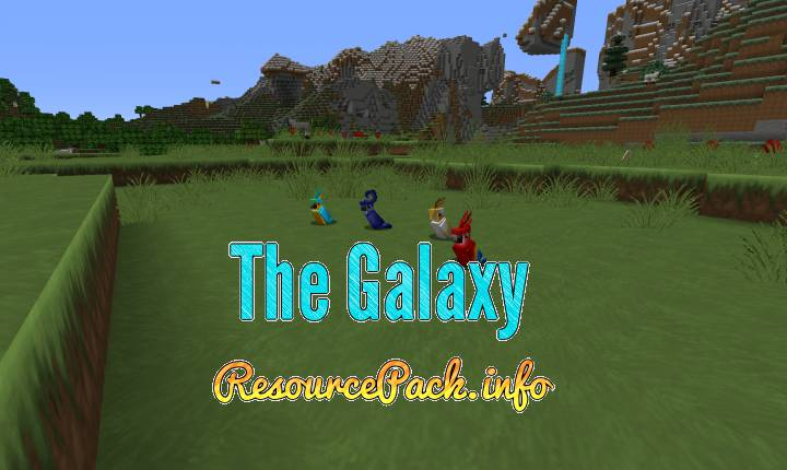 The Galaxy 1.16.5