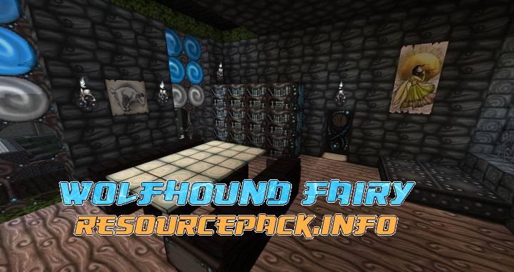 Wolfhound Fairy 1.11.2