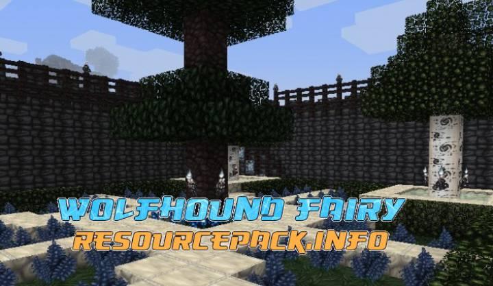 Wolfhound Fairy 1.12.2